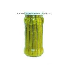 Зеленая спаржа с овощами и овощами 425 г