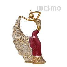 Resin Pavane Sculpture (WTS0007D-L/M/S)