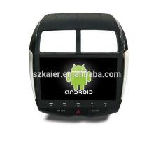 GPS, DVD, radio, bluetooth, 3g / 4g, wifi, SWC, OBD, IPOD, miroir-lien, TV pour mitsubishi-asx