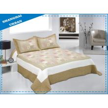 Bettdecke Tagesdecke mit Baumwoll-Print