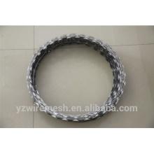 Acordeon malla de alambre malla / alambre de púas