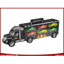 Toys Truck Carry Case with 6PCS Toys Cars