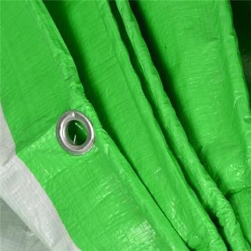 Bannière en plastique de maille de couverture de polyéthylène de tissu de jardin