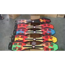 Children Beautiful Girls Outdoor Skate Board with Fire Design (ET-SK2801)