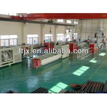 HDPE-Doppelwand Wellpappe Produktion Rohrleitung für die Kunststoffextrusion Rohre