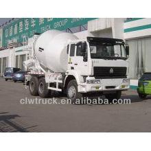Mezclador de hormigón de camión de carga pesada 10m3 336HP 6x4 de venta caliente