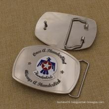2016 Wholesale Custom Logo 3D Metal Belt Buckles for Men