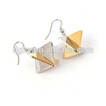 Stainless Steel Earring Stud Piercing Jewelry Dangle Ear stud