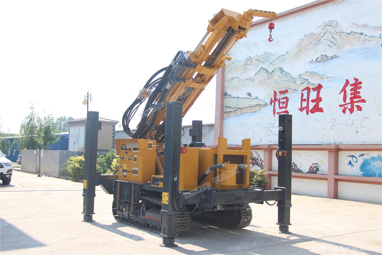 XSL3 / 160 300M Pneumatic Drilling Rig