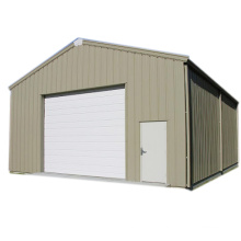 Customized Metal Sheds Quick Assembly Economic Prefab Steel Warehouse