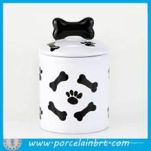 Recipiente de armazenamento popular do animal de estimação dos acessórios do animal de estimação