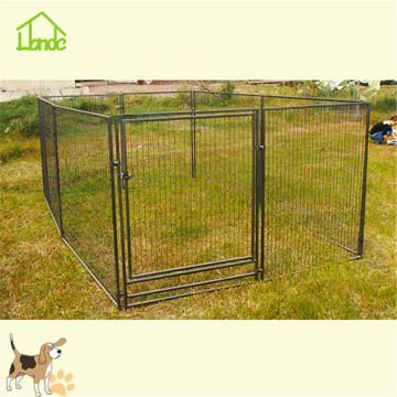 O mais popular outdoor black dog canil playpens