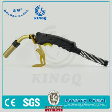 Bernard MIG Welding Gun with Contact Tip, Nozzle, Tube