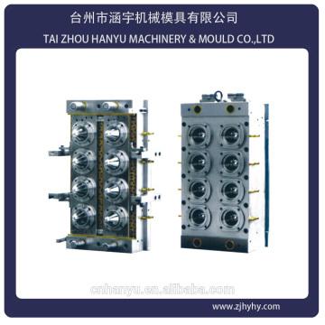 Molde de inyección de 28mmplastic / molde plástico de la preforma
