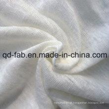 100% cânhamo de alta qualidade Knitting Interlock tecido (QF13-0353)