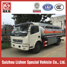 Mobile Diesel Transportation Fuel Bowser 8000L Oil Truck