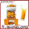 Máquina automotriz Fresh Juicer para laranja inteira feita na China
