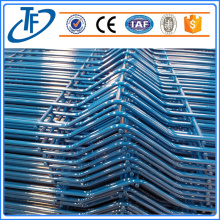 PVC-metal  welded security fencing