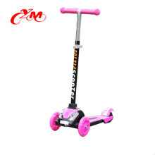 factory direct supply big wheel kick scooter low price/push top pro kick scooter with EN71/best selling children scooter