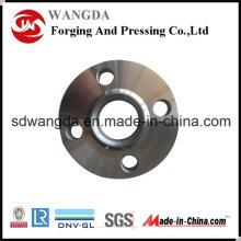 JIS Carbon Steel 40k Slip-on Welding Стальные фланцы трубы