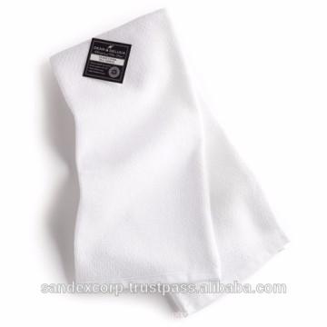 белые кухонные полотенца оптом