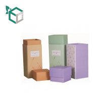 Cosmetic Packaging Boxes Hand Creme Paper Box With Lid