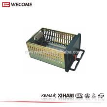 Peças de aparelhagem de baixa tensão de controle elétrico painel