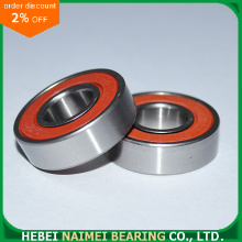 Warna Merah 6002-2RS Ball Bearing