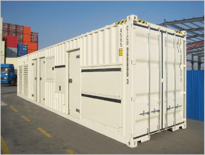 Standard Generator Container