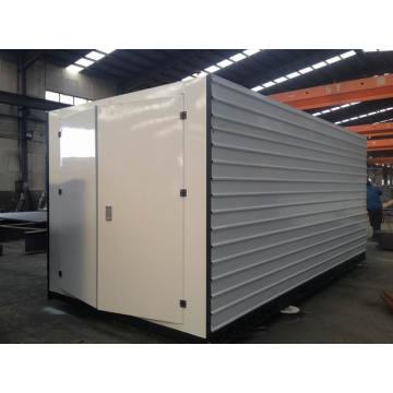 Light Steel Folding Mini Warehouse (XGZ14-010)