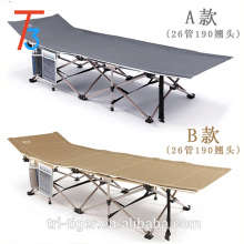 Outdoor/Indoor Lightweight Outdoor Portable Military Folding Camping Bed Cot
