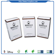Luxury Cosmetic Paper Box Packaging Printing