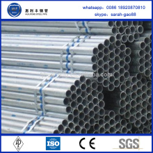 Professionnel st42 A192 tuyau en acier galvanisé à conductivité thermique