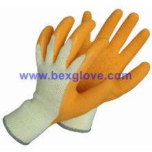 Перчатка с латексным покрытием, перчатка для сада