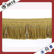 beautify brush trimming fringe for curtain,sofa