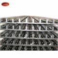 Chine fournisseur t type T127 / B ascenseur rail de guidage