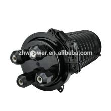 Fournisseur en Chine Type de dôme 2in2out 24 fils fibre Câble optique Fermeture en épissure réalisée