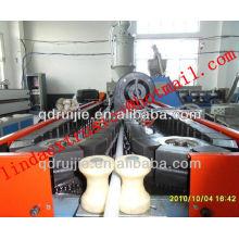 Wellrohr Extrusion Maschine