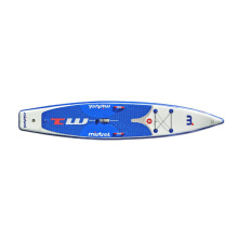 Touring Paddle Boards with Pointed Bow