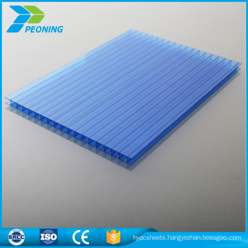 10-year warranty perforated polycarbonate sheet for greenhouse specification