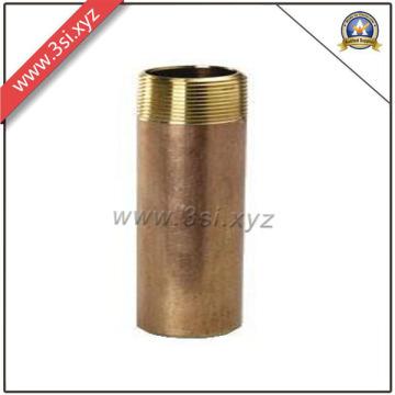 Alta calidad ANSI B 16.11 cobre rosca entrerrosca del barril (YZF-NM560)