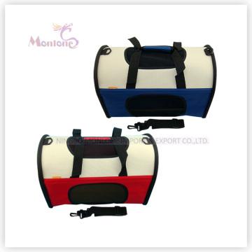 Produtos exteriores do animal de estimação do saco do cão de 41 * 23.5 * 28cm, portador do animal de estimação do curso