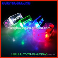 custom led bracelet