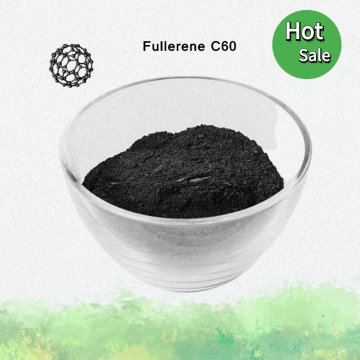 Supply High Purity 99.9% C60 Fullerene C60 Powder