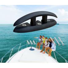 Folded nylon black anchor cable
