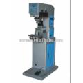 Máquina automática para impressão de tampas de plástico