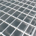 Saiz Standard Grating Galvanized Steel Hot Dipped