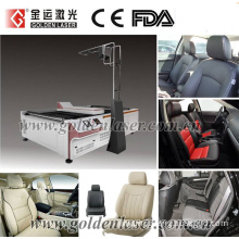 Natural Genuine Leather Laser Cutting Machine for Sofa and Car Seat Covers