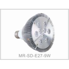 Luz do ponto do diodo emissor de luz do poder superior da qualidade 9W superior