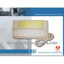 Levante o intercomunicador para hitachi / elevador peças para venda /mechanical peças de reposição